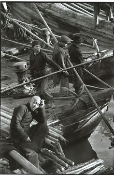Shanghai 1948 Henri Cartier-Bresson | CHINA / 中國