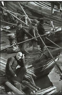 "jada111: "" Shanghai 1948 © Henri Cartier-Bresson | CHINA / 中國 """