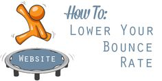 Get these 10 tactics to reduce website bounce rates. Learn how to increase conversion rates, while decreasing bounce rates for websites.