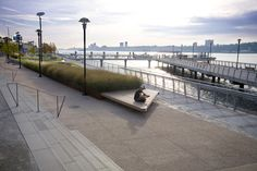 Public Space Potluck At West Harlem Piers