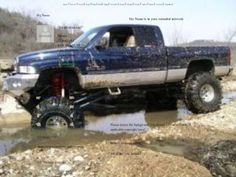 My kinda truck:-)