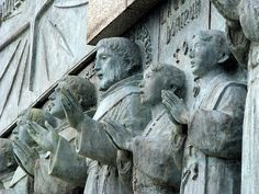 soon to be saints | 26 MARTYRS OF JAPAN. In 1597, 6 Franciscan missionaries, 3 Japanese ...