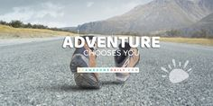 The Adventure Chooses You by Chrissanne Long -  I used to think life was like a Choose Your Own Adventure book but today I believe the adventure chooses you. Its just up to you to decide if youre willing to accept the challenge.  Who the HECK do you think youare?!  There are days actually last Saturday was one of those days when the Resistance comes in with such a force that I am paralyzed. I question everything. I wont waste your time with the dialogue but if youd like to compare the voice…