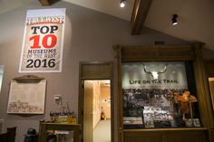 True West Magazine named us a Top 10 Western Museum in America in 2016! Also listed us as one of the top 100 places to put on your western destination travel trip list. Come see us in Duncan Oklahoma - Chisholm Trail Heritage Center.