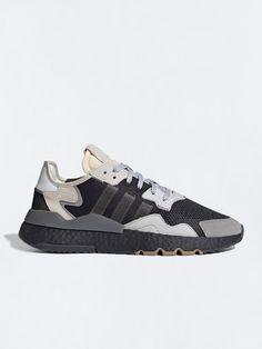 buy online 6586d d327b Nite Jogger Black   White - Adidas Originals New Balance, Skor, Svart Och  Vitt
