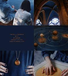Hogwarts House Aesthetics - Ravenclaw