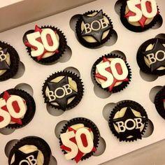 Happy 50 Cupcakes
