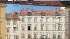 How do you design a building that reflects the historical architecture of the surrounding structures? Build a stainless steel building in Graz, Austria!