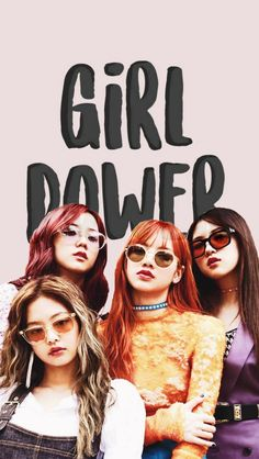 Blackpink-Girl power