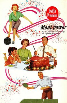 Meat Power! Meat! Power! Christ, whatever that is, it's the size of the fucking Titanic. Meat Power!