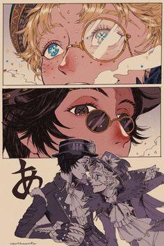 Beauty Illustration, Paar Illustration, Manga Drawing, Manga Art, Anime Art, Pretty Art, Cute Art, Bd Cool, Art Sketches