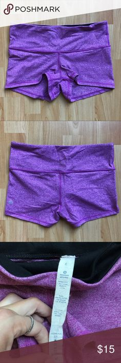 Lululemon Athletica Spandex Shorts; Size 6 Lululemon Spandex Shorts; Size 6; no piling or stains. Great Condition! lululemon athletica Other