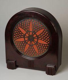 Philips radio, 1931. Museum Rotterdam