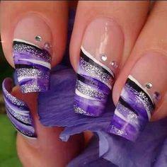 Types of nails manicure | Types of human nails | Natural nails | Fake nails | Sculptured nails | Wrap nails