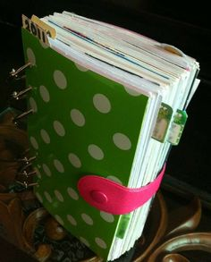 How to organize your used loose-leaf pages? | DIYfish