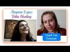 Entrevista - Amparo da Espanha - O Que é Tetha Healing? Como Posso fazer...