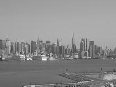 New York City Skyline views from New Jersey