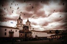 Quito-Ecuador La capital de Ecuador, Quito, ubicada en los andes recibió el Oscar al Turismo, como mejor destino turístico de Sudamérica.