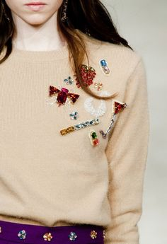 embellishments~~