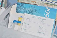 Way to organize scrapbooking projects to make the actual scrapping process much more efficient. Detailed photos & great tips!