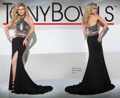 Tony Bowls Style TB117149 - View the Tony Bowls Collection now and contact a retailer near you to order the perfect designer dress for your social occasion!