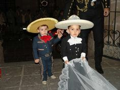 Someday when I have baby boys,  I will dress them as charros❤