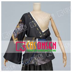 Cosonsen over and watch brother Hanzo Cosplay Costume Full Set All Sizes-in…