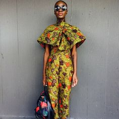 Image: vogue #ankara