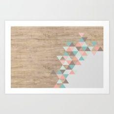 Archiwoo Art Print