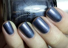 Strap On Your Moonboots swatched by The Nail Network.