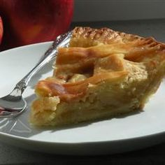 Apple Pie by Grandma Ople Recipe - going to try this one... fingers crossed!