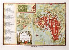 A Plan of the City of Hanover.  ANDREWS, John.    London, John Stockdale, c.1776.     A Plan of the City of Hanover. Published in 'Plans of the Principal Cities in the World'. Detail includes a key with 33....