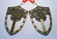 Prezentujemy medal 27 Bieg Niepodległości :D