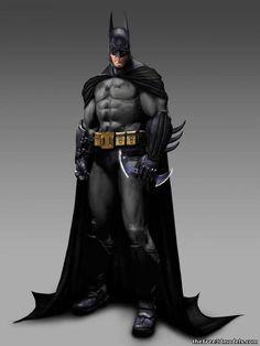 Batman 3d model free