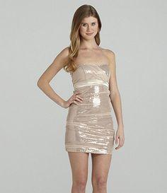 Cute and affordable bridesmaid dress