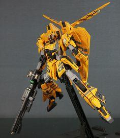GUNDAM GUY: NG 1/100 Gray Zeta Evolve 9 - Painted Build