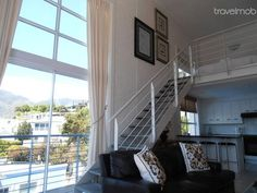 Loft Living In Atlantic Seaboard, Green Point: Holiday apartment for rent from £52 per night. Read 6 reviews, view 12 photos, book online with traveller protection with the owner - 3525946
