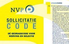 NVP sollicitatiecode: onduidelijkheid over sociale media blijft