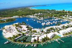 The Abacos are one of the world's top boating and sailing destinations and have been The Bahamas' boating capital since colonial times.