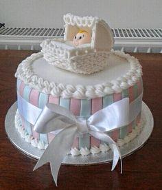 Baby Shower Cake ! https://www.facebook.com/cabrellicakes