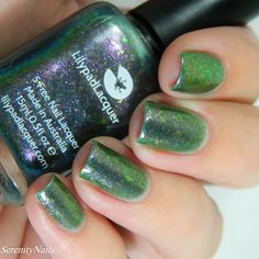 Lilypad Lacquer Jumping For Joy