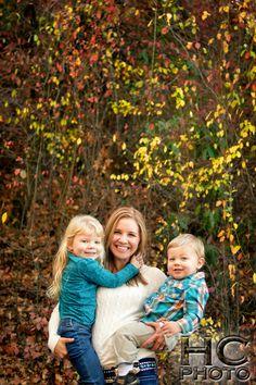 Fall Family Portraits {Heather Christina Photography - Redding, CA Photographer}