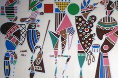 Vassily Kandinsky Abstract Words, Abstract Painters, Abstract Lines, Abstract Art, Kandinsky Art, Supreme Art, Classical Art, Russian Art, Art Deco Design