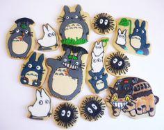 totoro galletas