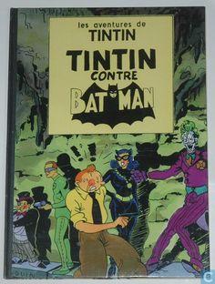 Tintin contre Batman