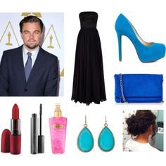 """Leonardo Dicaprio"" by jade-what on Polyvore"