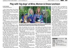 Story in Florida Weekly. Tickets still available for our Wine Women and Shoes event! www.winewomenandshoes.com/BDRR