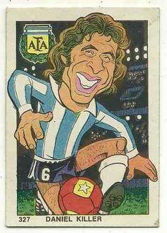 Daniel Killer #327 - Argentina 1976