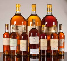 Harrods is selling a collection of Chateau d'Yquem comprising vintages from 1890 to 2009 with a price tag of £1,000,000.