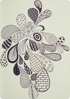40 simple and easy doodle art ideas to try zentangle drawings, doodle drawings, doodles Zentangle Drawings, Doodles Zentangles, Doodle Drawings, Simple Doodles Drawings, Doodling Art, Flower Drawings, Cool Simple Drawings, Simple Art Drawings, Sharpie Drawings